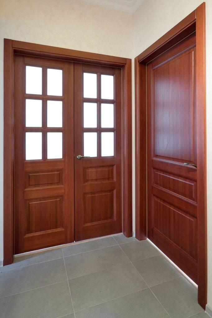 Межкомнатные двери. Массив дуба